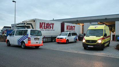 Tien personen zonder papieren in truck aangetroffen