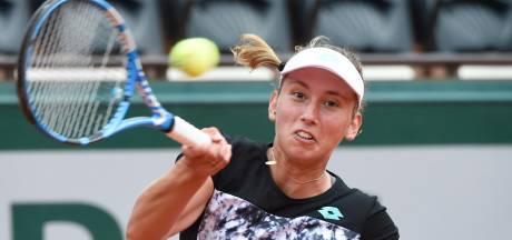 Pas de changement pour David Goffin, Elise Mertens retrouve le top 20