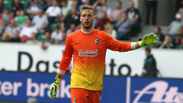 Oliver Baumann.