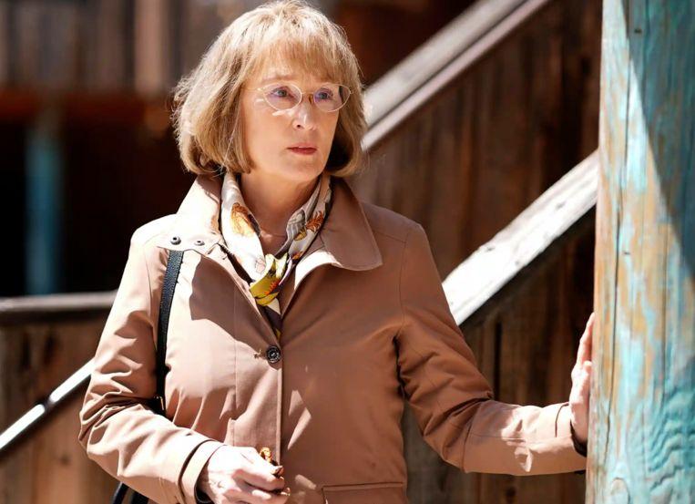 Meryl Streep in 'Big Little Lies'.