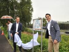 Lekker zoeven over duurzaam fietspad tussen Wolfheze en Heelsum