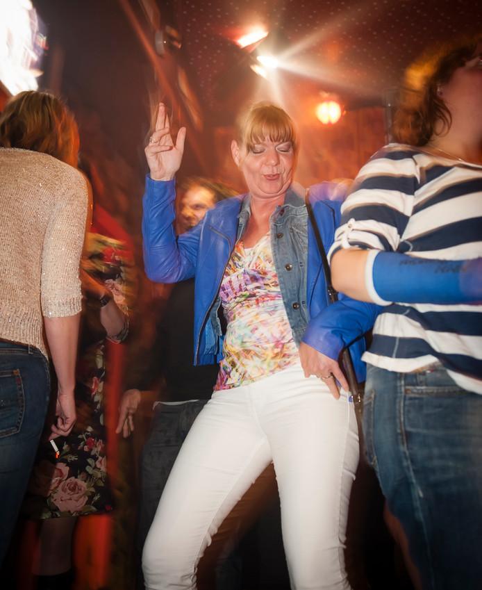 Dansen in de Cosmopoliet