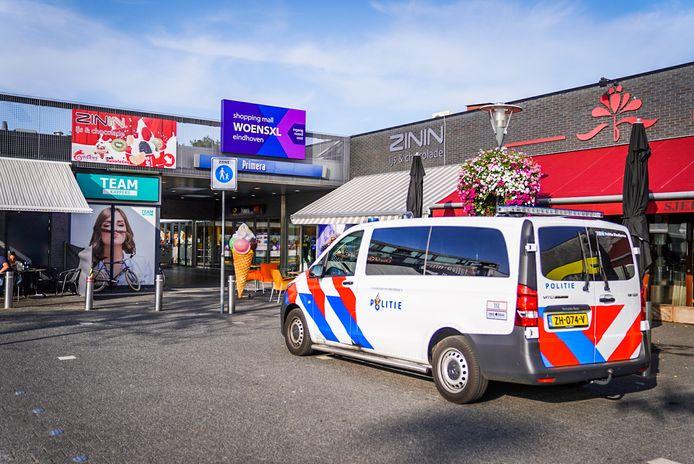 Overval op de Primera in Eindhoven.