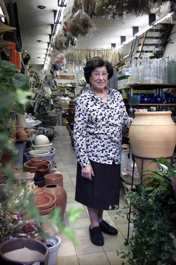 Mevrouw Lycops in 2014