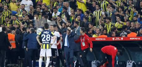 Gestaakte kraker in Turkije wordt uitgespeeld in leeg stadion