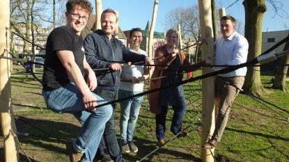Stad plant ook nieuwe speeltoestellen in Vosselare, Landegem, Petegem en Astene