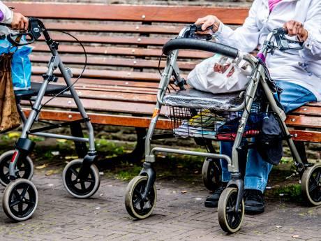 Kan wilskracht rollator vervangen? Veel kritiek op vraag raadslid uit Apeldoorn