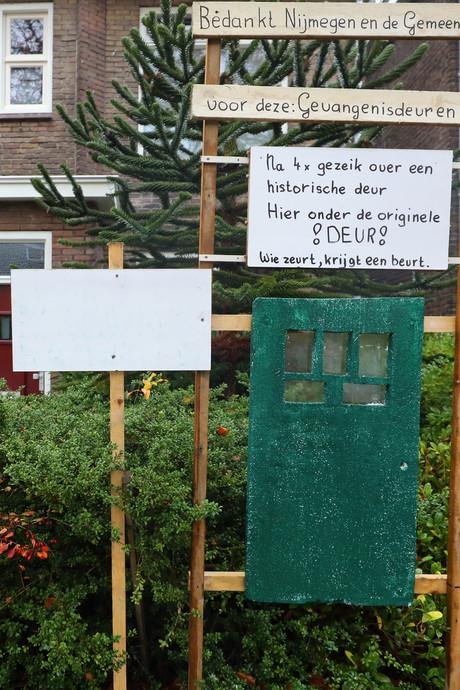 Bewoners boos: 'Bedankt voor deze gevangenisdeuren!'