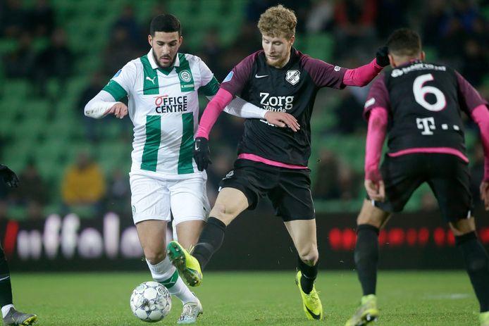 FC Utrecht won gisteren opnieuw met 0-1 van FC Groningen.