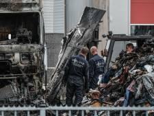 Vrachtwagenbrand waarbij chauffeur zwaargewond raakte, is volgens politie met opzet aangestoken