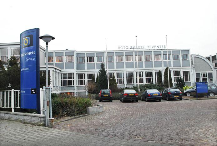 De vestiging van Roto Smeets in Deventer.