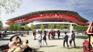 Akkoord tussen stad, Anderlecht en Ghelamco over Eurostadion een feit