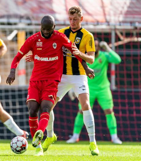 Geduld Hajek wordt op de proef gesteld bij Vitesse