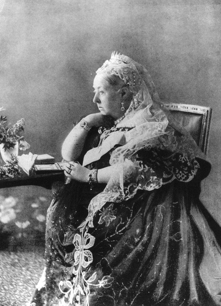 Koningin Victoria. 'Haar invloed is tot op de dag van vandaag nog enigszins voelbaar in Engeland.' Beeld ANP
