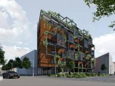 'Groene' woningen in 't Cour in Helmond