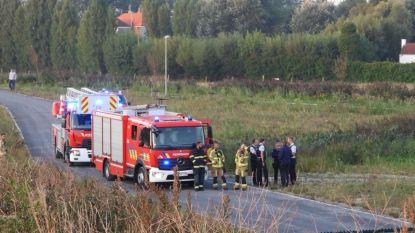 Brand aan transformator snel geblust