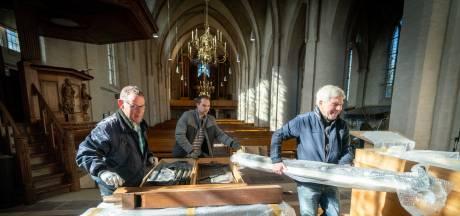 Een nieuwe lente, een nieuw orgelgeluid in kerk Elst