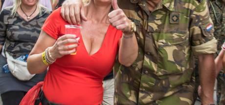 Legioen heeft in Groesbeek geen last van de rups