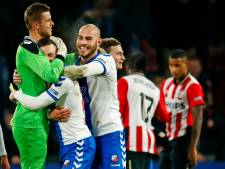 Robbin Ruiter voor twee jaar naar PSV, Koopmans op de radar bij Sparta