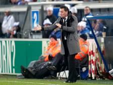 'Resultaat is kut..., maar ik houd vertrouwen in mijn ploeg'
