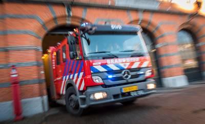 Autobranden op vier locaties in Rotterdam
