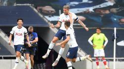 Met de groeten van 'Mega Toby': Alderweireld kopt Tottenham naar de zege in derby tegen Arsenal