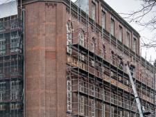 Waarom gebouw Willem Twee Poppodium wekenlang in de steigers staat