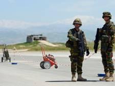 La Défense annonce le retrait des troupes belges d'Afghanistan