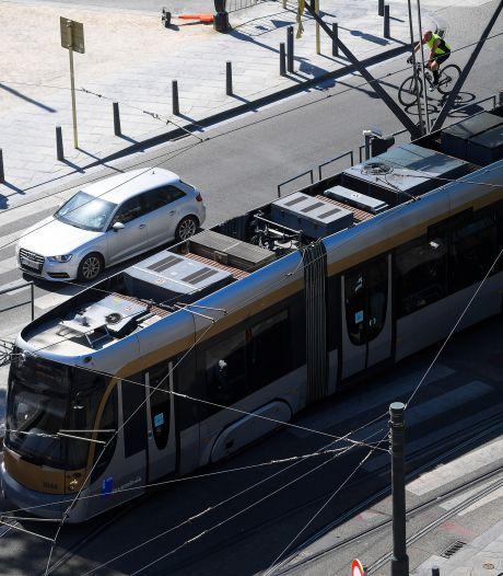 Un tram déraille à Bruxelles sans faire de blessé