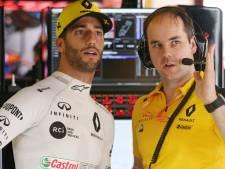 Karel Loos, race-engineer van Ricciardo: 'Het is keihard werken, ik breng hier veel offers voor'