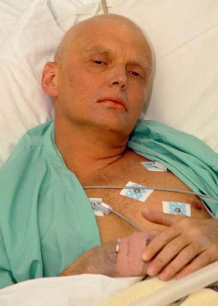 Alexandr Litvinenko.