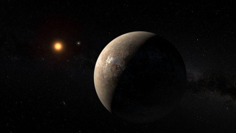 Ook de ontdekking van de exoplaneet Proxima b was onlangs groot nieuws.
