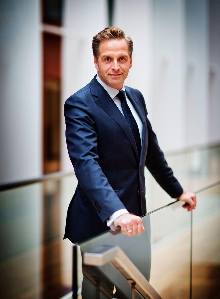 Hugo de Jonge (CDA)  Beeld Hollandse Hoogte / Guus Schoonewille fotografie