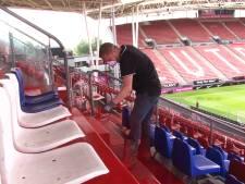 Bunnikside kleurt rood om tegenstanders FC Utrecht bang te maken
