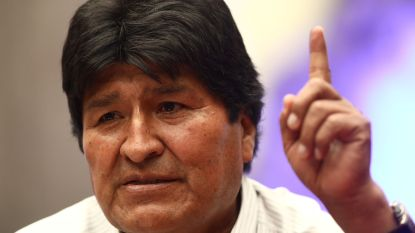 Evo Morales bereid om naar Bolivia terug te keren