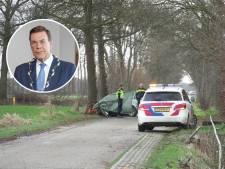 Twee inwoners Olst-Wijhe komen vlak na elkaar om in verkeer, burgemeester: '...verschrikkelijke tragedies...'