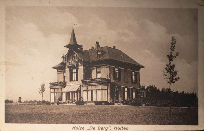 Huize De Berg.