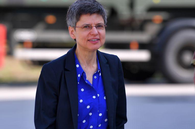 Antwerps provinciegouverneur Cathy Berx