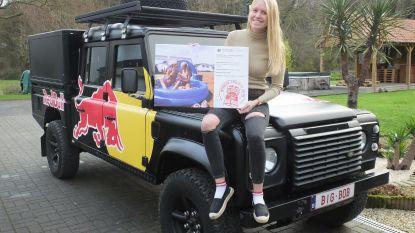 Lauren (19) wint eigen festival dankzij Red Bull Big Bob