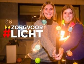 Duizenden lichtgevende initiatieven dankzij #ZORGVOORLICHT. Kijk wie er in jouw gemeente licht geeft en doe zelf mee!