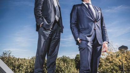 """Louis Tobback (80, sp.a) & Theo Francken (40, N-VA): """"Ik heb veel respect voor Louis"""", """"Ik zeg het niet graag, maar ik ook voor hem"""""""
