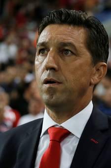 Olympiakos met nieuwe coach tegen Juventus
