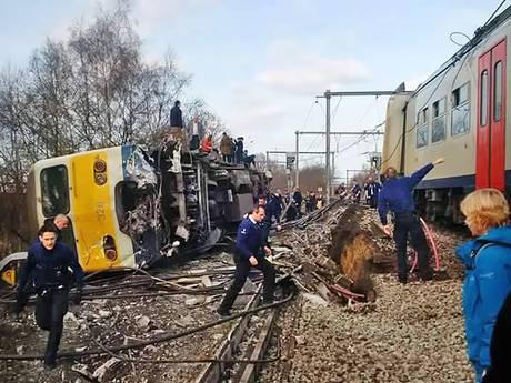 Ontspoorde trein Leuven bergen wordt 'hele klus'