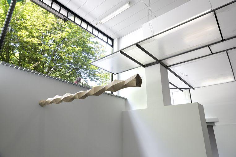 Bram De Jonghe: Grist to the mill, 2014, in Stroom Den Haag. Beeld Gerrit Schreurs