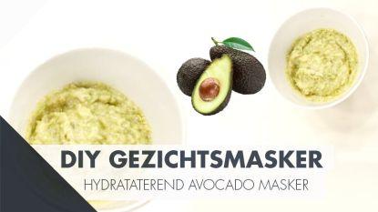 Maak zelf je hydraterend gezichtsmasker