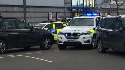 Gijzeling in Engelse stad Nuneaton afgelopen, gijzelnemer opgepakt