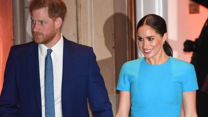 Harry en Meghan klagen opnieuw paparazzi aan nadat drone zoontje Archie fotografeert in achtertuin