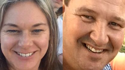 Vrouw redt haar vriend door zijn keel open te snijden nadat hij dreigt te verstikken