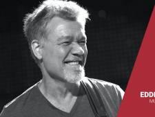 Niet Karel de Grote, maar Eddie van Halen is de bekendste Nijmegenaar ooit
