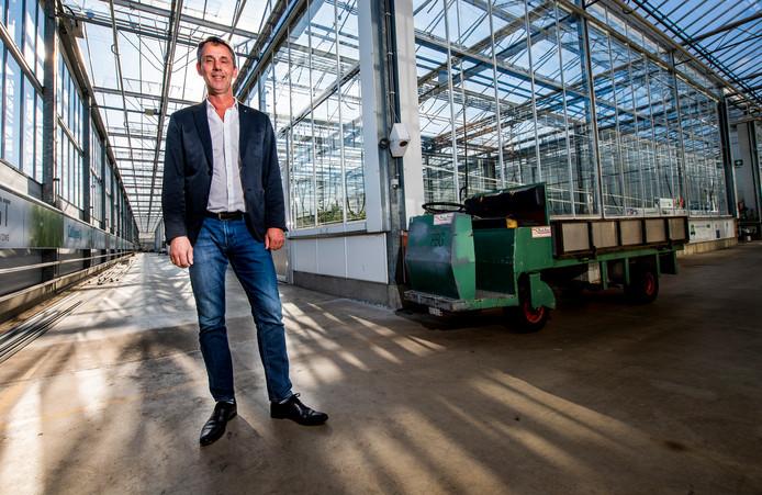 Eric Poot van Wageningen University & Research: ,,Onze handen jeuken.''